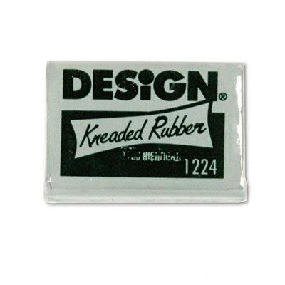 Sanford Design Kneaded Pencil/Art/Chalk Art Eraser, Rubber