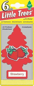 Car Freshner Strawberry Scented Hanging Air Freshener - CAR-FRESHNER CORPORATION