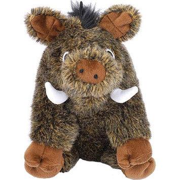 KRISLIN INC. Krislin Wild Boar Plush Dog Toy - KRISLIN INC.