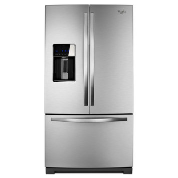 Whirlpool 27 cu. ft. French Door Refrigerator - Stainless Steel