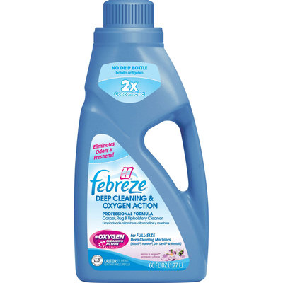 Febreze Deep Clean and Oxy Solution for Carpets - HOME CARE INDUSTRIES, INC.