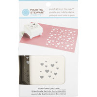 Martha Stewart Crafts® Punch All Over The Page - Heartbeat