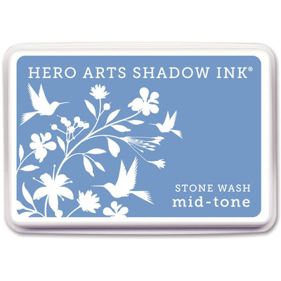 Crown Marking Equipment Co. Hero Arts Shadow Inks-Stone Wash