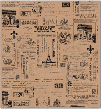 7 Gypsies Printed Tissue Paper