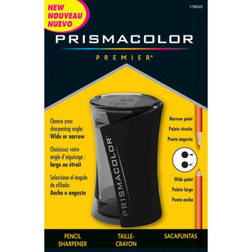 Prismacolor Premier Pencil DUAL PENCIL SHARPENER 1ea