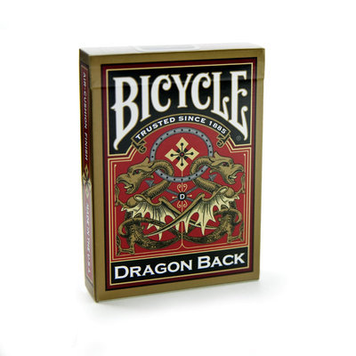 Bicycle Dragon Back Playing Cards - UNITED STATES PLAYING CARD CO.
