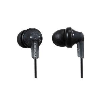 Panasonic RP-HJC120 Inner Earbud Headphones with iPod/iPhone Controller - Black