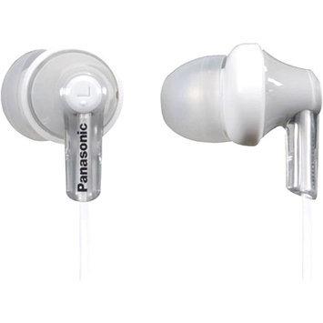 Panasonic RP-HJC120 Inner Earbud Headphones with iPod/iPhone Controller - White