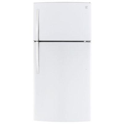 Kenmore 24 cu. ft. Top-Freezer Refrigerator - White