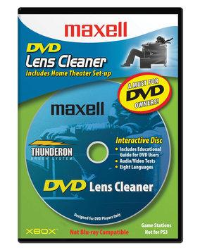 Maxell Dvd-Lc Dvd Laser Lens Cleaner