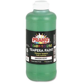 Prang Ready-to-Use Tempera Paint, Green 16oz.