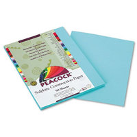 Pacon Corporation Pacp7709 Construction Paper 9X12 Turquoise