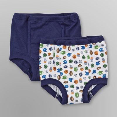 Gerber 2 Pack Boy Training Pants