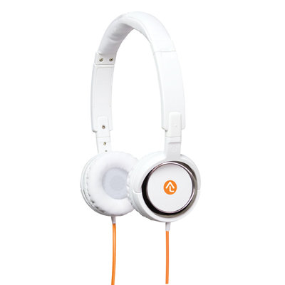 Stereo Headphones - White