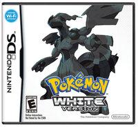 Nintendo 3DS Video Game, Pokemon White Version