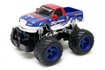 New Bright 1:24 Scale Radio Control Vehicle Big Foot Classic Monster Truck
