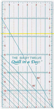 Quilt In A Day Inc. Quilt In A Day 6 x 12