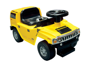 National Products Yellow Foot to Floor Hummer