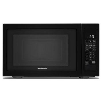 KitchenAid - 16 Cu Ft Full-Size Microwave - Black