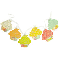 Kaisercraft Beyond The Page MDF Cupcake Pennant-5