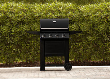 BBQ Pro 4 Burner Gas Grill - PERFECTGLO, INC
