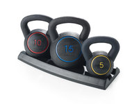 Weider KETTLE BELL KIT - WEIDER HEALTH AND FITNESS