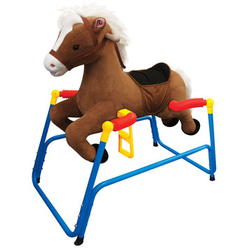 Bounce N Ride Spring Pony - KIDDIELAND TOY, LTD.