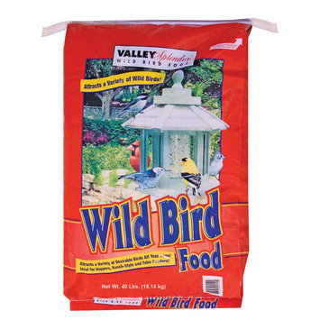 40 Pound Wild Bird Food 00434T by Red River Commodities