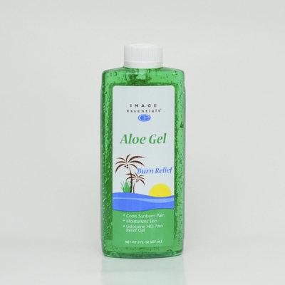 Image Essentials Burn Relief Aloe Gel 8 oz