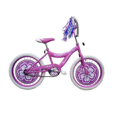 Micargi Pink Dragon BMX Kids Bike Female