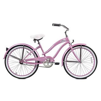 Micargi Bicycles Rover 24 Beach Cruiser Bike - Pink