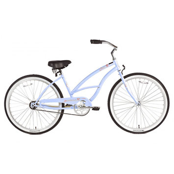 Micargi Baby Blue Pantera Beach Cruiser Female