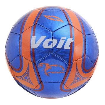 Lion Sports Inc. Voit Fenix Official Size 5 Soccer Ball Blue/Orange Graphic