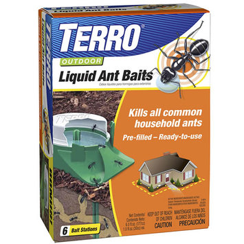 Senoret Chemical Company Inc. SENORET CHEMICAL COMPANY INC Terro Outdoor Liquid Ant Baits T1806 - SENORET CHEMICAL COMPANY INC