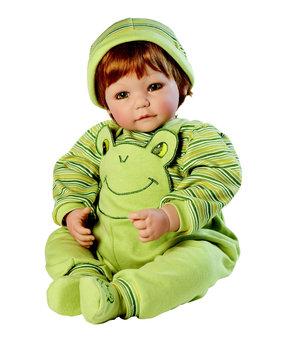 Adora Dolls Baby Boy Doll Froggy Fun Red Hair / Green Eyes