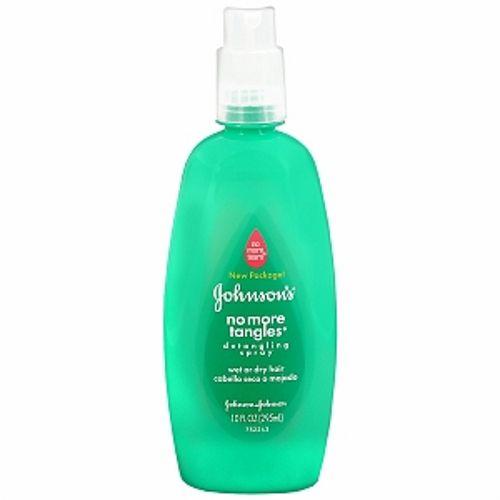 Johnson & Johnson Spray No More Tangles 10 fl oz