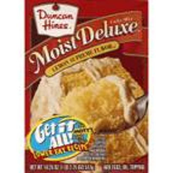 Stride Rite Corp./keds Division Moist Deluxe Lemon Supreme Cake Mix 18.25 oz