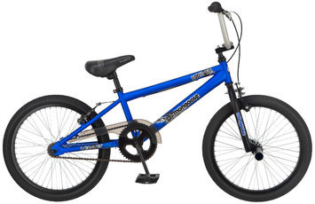 Mongoose Booster 20 Inch Boy's BMX Bike - PACIFIC CYCLE, LLC