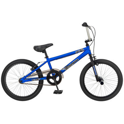 Mongoose Booster 20 Inch Boy's BMX Bike - PACIFIC CYCLE, LLC