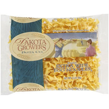 Dakota Growers Pasta Company Wide Egg Noodles 12 oz
