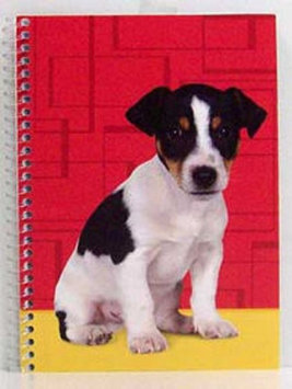 Carolina Pad & Paper Company Puppy Paws Personal Notebook