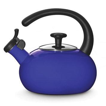 Rachael Ray 1.5 qt Whistling Teakettle - Blue