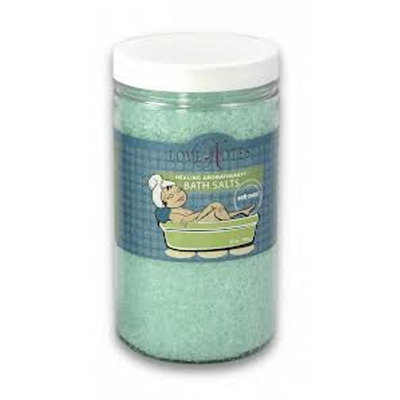 Heartland Fragrance & Herb Co. Heartland Fragrance Soft Mint Epsom Bath Salt 30 oz