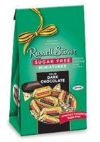 Russell Stover Candies Coconut Cream and Dark Chocolate Sugar Free Candy 6 oz