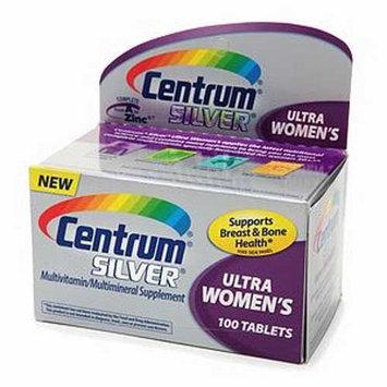 Wyeth Consumer Healthcare Silver Ultra Women's Multivitamin Tablets