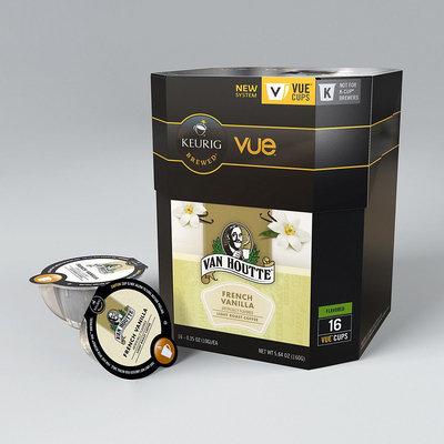 Keurig Van Houtte French Vanilla Coffee Vue Cups