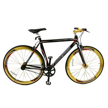 Micargi Black/Gold Prestigio - 48cm 700C