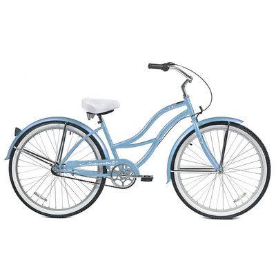 Micargi Bicycles Tahiti NX3 Beach Cruiser - Baby Blue