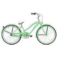 Micargi Mint Green Rover NX3 Beach Cruiser Fem