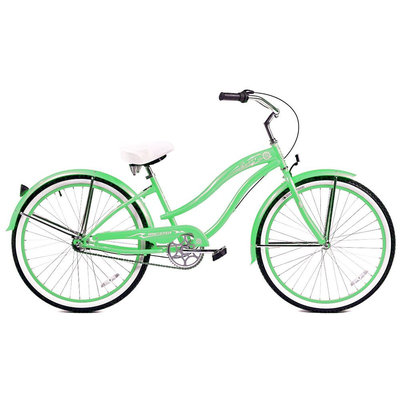 Micargi Mint Green Rover NX3 Beach Cruiser Fem
